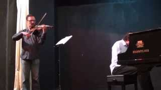 Changes - Black Sabbath (Piano & Violin LIVE)