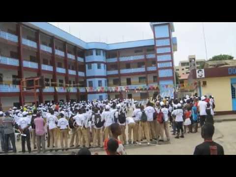 Liberia Welcomes U