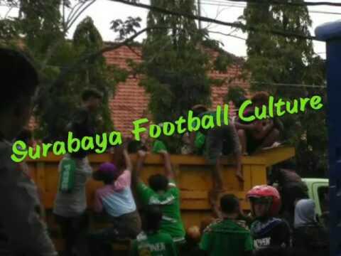 Surabaya Football Culture #WaniSakSembarange