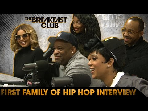 'First Family of Hip Hop' Cast Talk The Legacy of Sugar ...