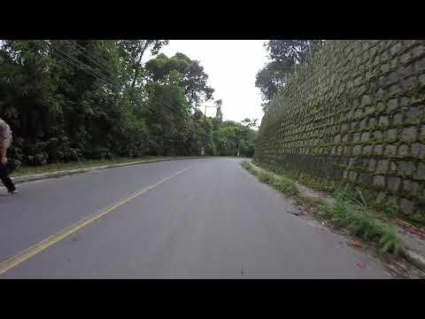 Teste Bicicleta Penedo (voltando)