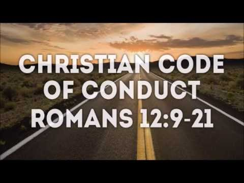 Christian Code of Conduct