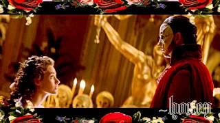 "PotO-  ""I Want to Spend My Lifetime Loving You"" (Erik ♥ Christine) Phantom of the Opera"