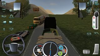 Euro Truck Driver 2018 (by ovilex ) Android Gameplay