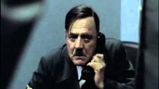Hitler phones Flame Hyenard