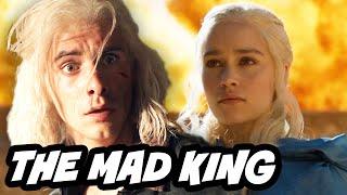 Game Of Thrones Season 6 - Mad King Aerys II Targaryen History