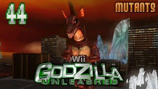 "Part 44 ""Story: Titanosaurus (Mutants)"" - Godzilla: Unleashed [Wii]"