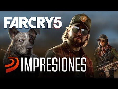 Far Cry 5, un apocalipsis de diversión en EEUU
