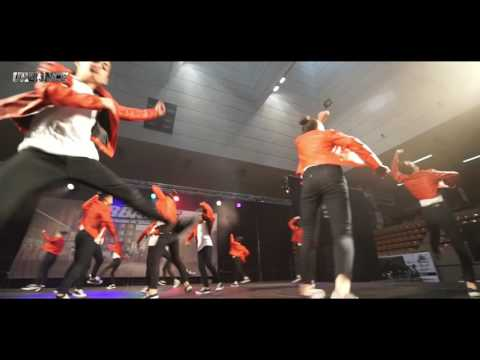 FREAK DA FUNK - Categoria Junior B - URBANCE 2017