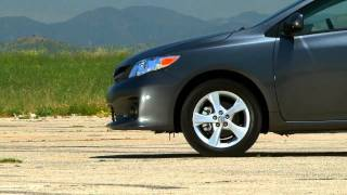 2011 Toyota Corolla LE – First Test