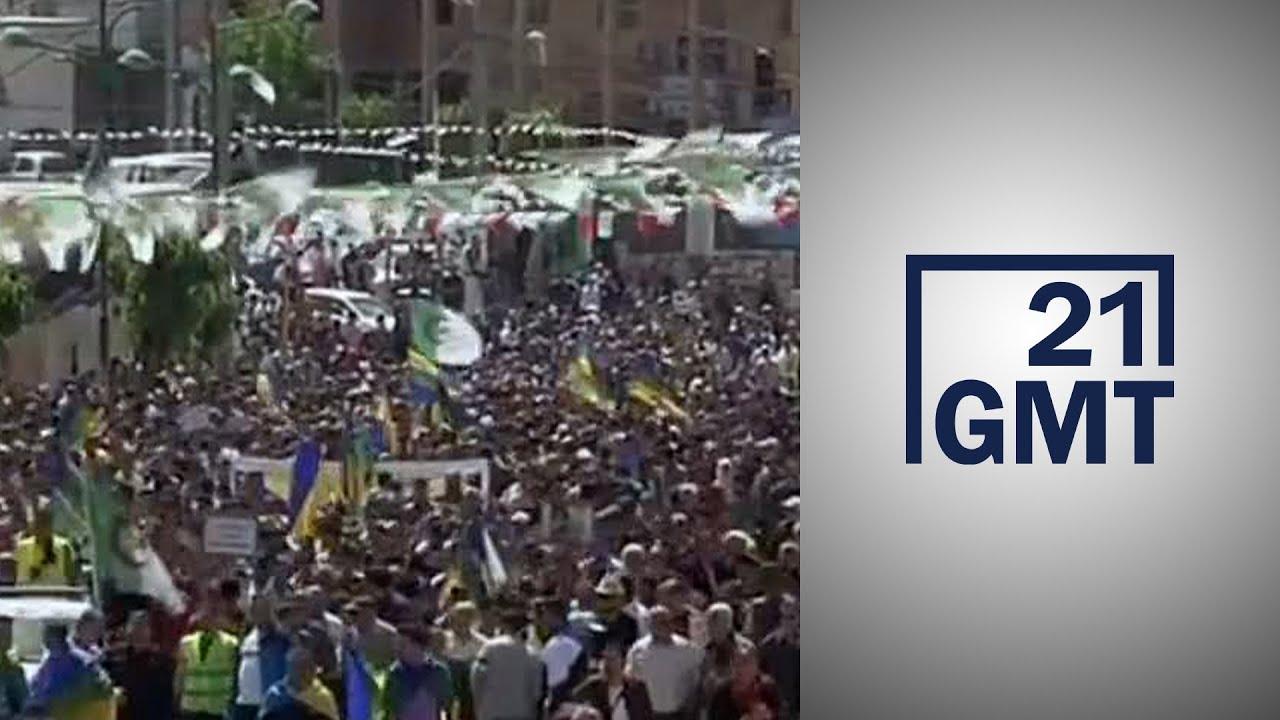 إحباط مخطط لتنفيذ تفجيرات وسط مسيرات الحراك الشعبي الجزائري  - 05:57-2021 / 4 / 26