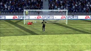 FIFA  12 Amazing penalty HD