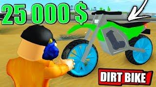 WYDAŁEM *400 ROBUX* i 25 000$ NA MOTOR | MAD CITY