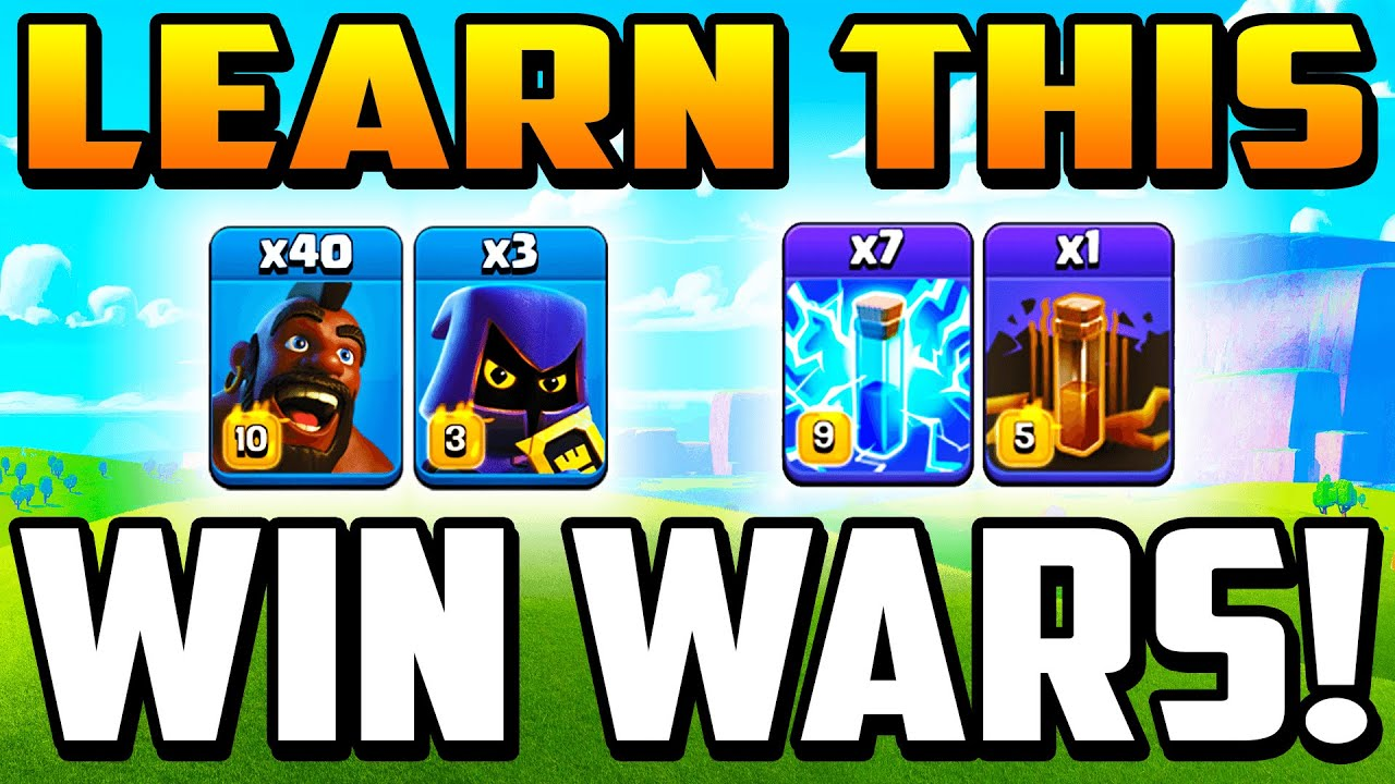 MUST KNOW! NEW ZAP HOG ATTACK STRATEGY in Clash of Clans ...