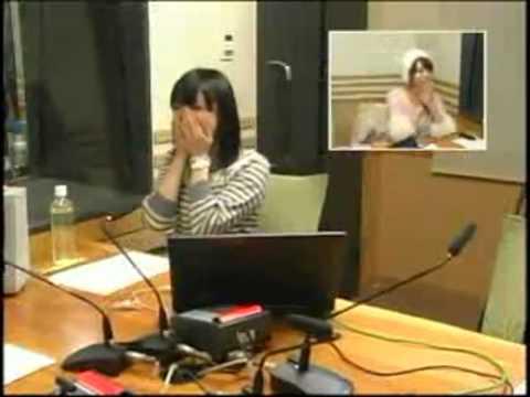 Aki Toyosaki's 26th birthday celebration with Satomi Sato