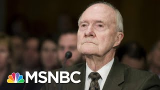 Former National Security Adviser Brent Scowcroft Dies At Age 95   Andrea Mitchell   MSNBC