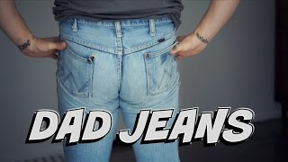 When Bad Jeans Happen To Good People   MATT AND BLUE
