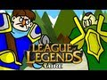 watch he video of LORE - League of Legends Lore in a Minute Part 2!