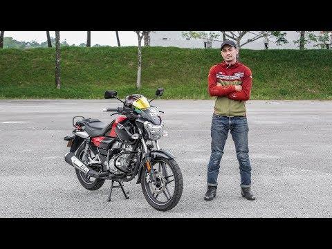 ULASAN VIDEO: Modenas V15 di Malaysia - RM5,989
