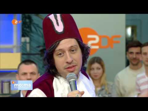 Adam Green Nature of the Clown ZDF Morgenmagazin 29.04.2016 mp3
