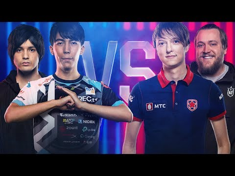 JP vs CIS | 2 vs 2 | 2018 All-Star Event | Day 1 | Sutanmi & Ceros vs FlashNDNight & DiamondProx