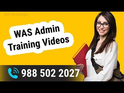 WebSphere Application Server Tutorial Videos Session 01   WebSphere Online Training Videos