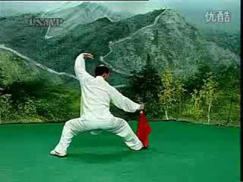 红拳 五虎断门刀 Hong Quan   Wu Hu Duan Men Dao