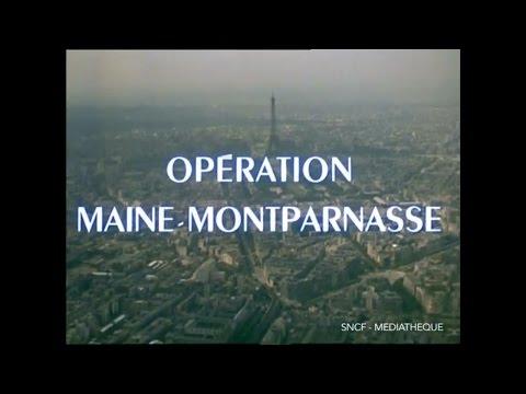 Opération Maine-Montparnasse (1966)
