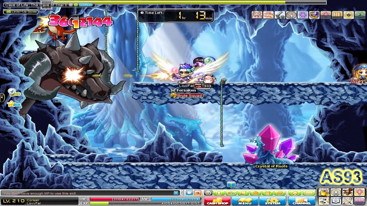 maple story bellocan level 210 corsair horntail solo post rh youtube com Dragon Nest MapleStory Characters