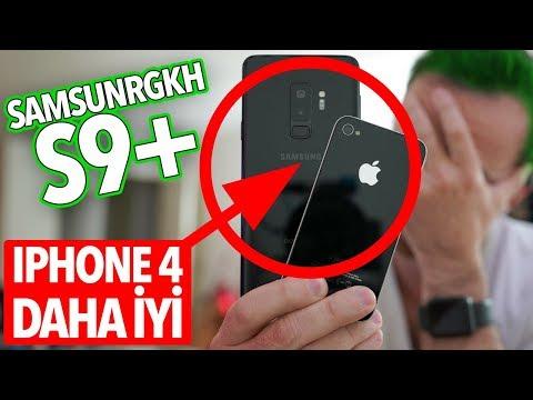 NOTE 8'DEN BİLE KÖTÜ: SAMSUNG S9+ İNCELEMESİ!!!