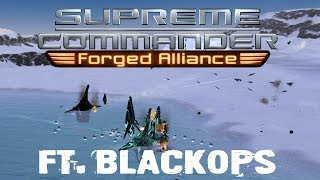 The Shields are TOO LARGE - Modded Supreme Commander: Forged Alliance