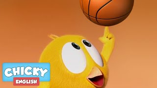 Where's Chicky? Funny Chicky 2020 | BASKETBALL | Chicky Cartoon in English for Kids