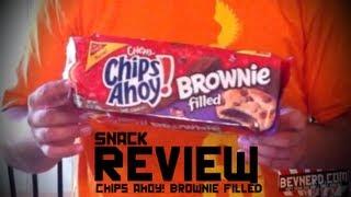 Chips Ahoy! Brownie Filled Soft Cookies (BevNerd #158)