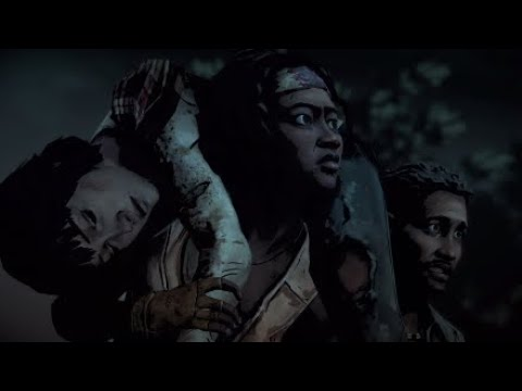 Give NO Shelter The Walking Dead Michonne: The Telltale Definitive Series |