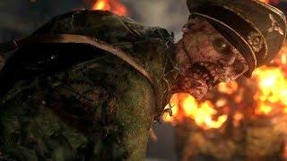Call of Duty WW2 - FINAL REICH Zombies Co-Op Walkthrough Gameplay