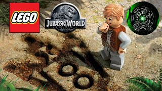 LEGO Jurassic World: #5. Помогнахме на динозавър.