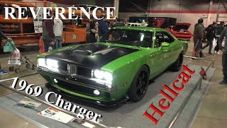 REVERENCE 1969 DODGE CHARGER DODGE HELLCAT CHALLENGER SRT