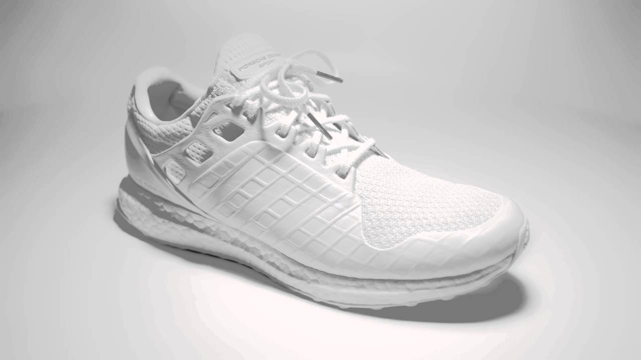 detailed look 1fab6 90308 ... low cost porsche design sport by adidas ultra boost all white 56e97  02971