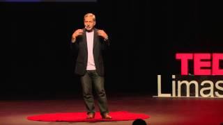 Dare To Know | Prof. Frank Furedi | TEDxLimassol