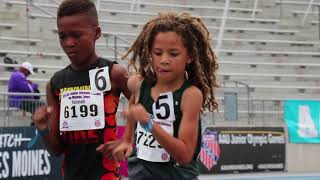 AAU Junior Olympic Games Kids Love Race Walking