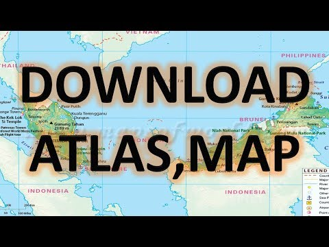 DOWNLOAD ATLAS,MAP FOR ALL EXAM