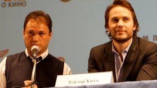 Lone Survivor Press Conference: Taylor Kitsch