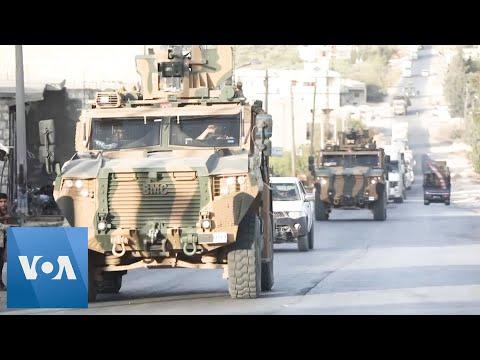 Turkey Evacuates Large Military Post in Syria