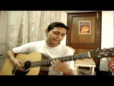 Kabhi na kabhi to miloge - Guitar Cover Shaapit - YouTube