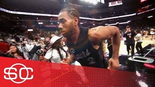 Kawhi Leonard's lost year on the San Antonio Spurs | SportsCenter | ESPN