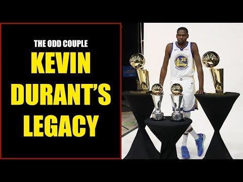 Chris Broussard & Rob Parker: Kevin Durants Legacy