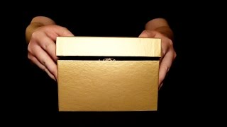 125. Curiosity Box #2 (3D Binaural - Wear Headphones) - SOUNDsculptures - ASMR