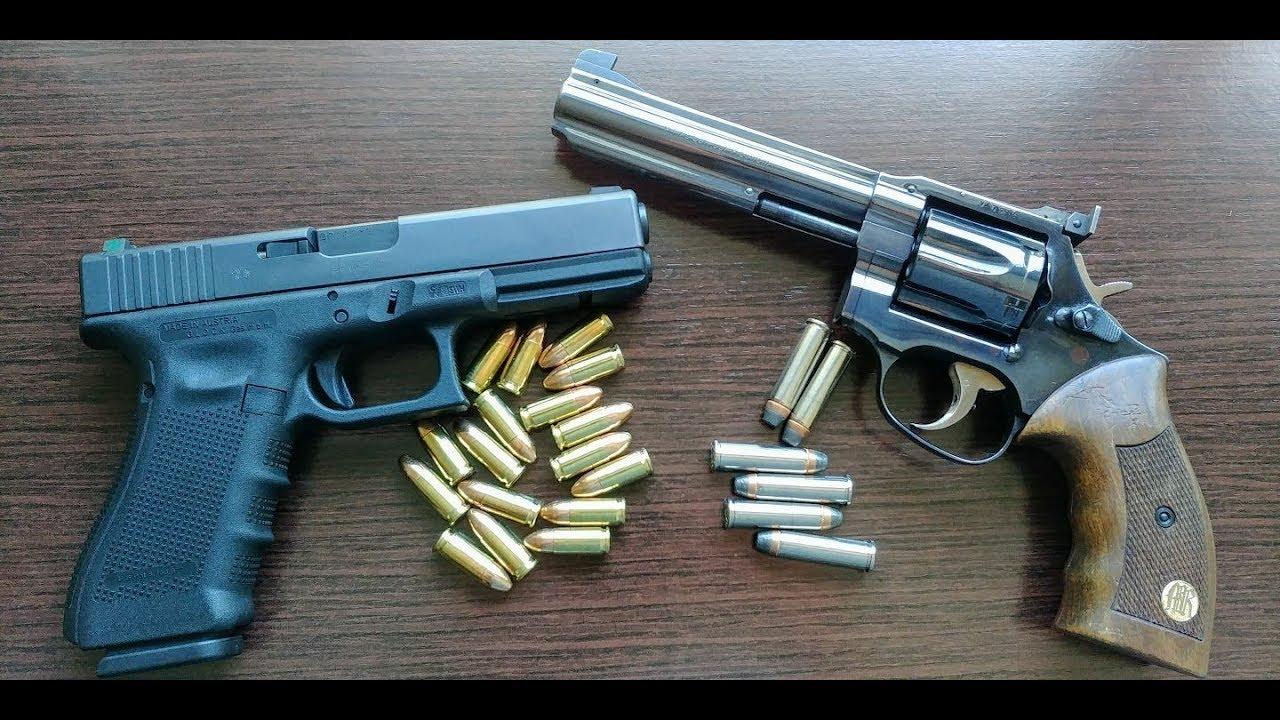 When is a Revolver better than an Auto Pistol?