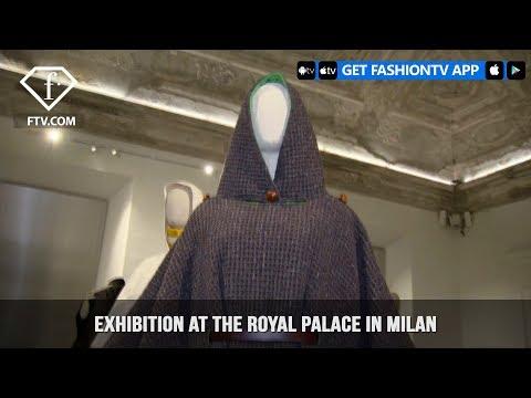 Exhibition - Royal Palace in Milan Italiana 1971 -2001 30 Years of Italian Fashion | FashionTV | FTV