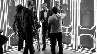 Making of Terry Richardson-Shooting für Phillip Plein